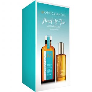 Moroccanoil - Head To Toe - Light - Signature Set