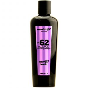 MashUp - Nr. 62 Mystic Violet Colouring Shampoo - 250 ml