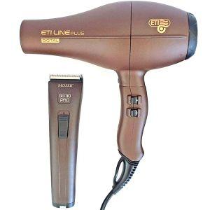 Moser - Combipack Genio Pro & ETI Line Plus