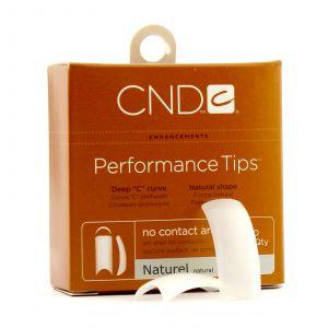 CND - Brisa Sculpting Gel - Performance Naturel Tips - Nr. 6