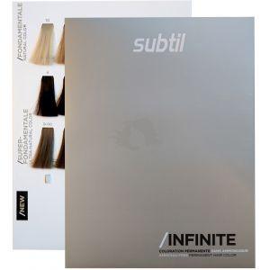 Subtil - Color - Crème - Kleurenboek voor Kappers