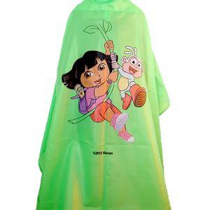 Nebur - Kinderkapmantel Dora Groen