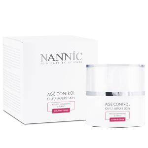 Nannic - Age Control Oily/Impure Skin - 50 ml