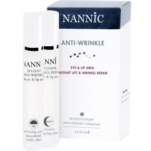 Nannic - Intensive Wrinkle Repair - 2x15 ml