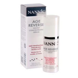 Nannic - Age Reverse - Active Serum