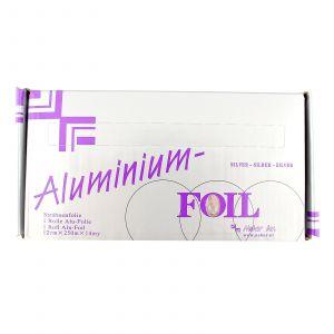 Nebur - Aluminium Folie - 250m x 12cm x 14my