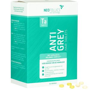 Neofollics - Anti Grey Hair Tablets - 60 Stuks