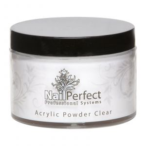 Nail Perfect Acryl Powder Clear