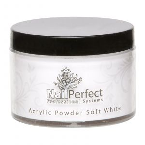 Nail Perfect Acryl Powder Soft White
