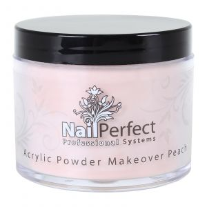 Nail Perfect Acryl Powder Makeover Peach