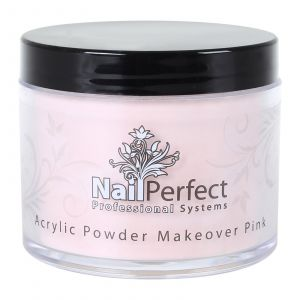 Nail Perfect Acryl Powder Makeover Pink