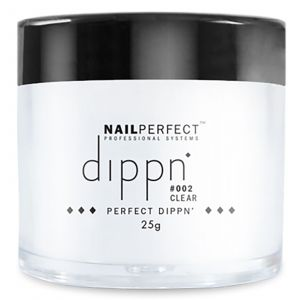 Nail Perfect - Dippn - #002 Clear - 25gr