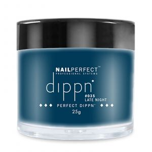 Nail Perfect - Dippn - #035 Late Night - 25gr