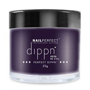 Nail Perfect - Dippn - #036 Be Evil - 25gr