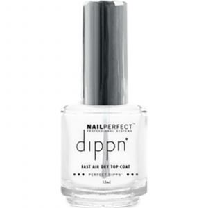 Nail Perfect - Dippn - Fast Dry Top Coat - 15 ml