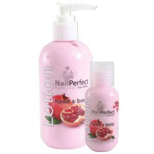 Nail Perfect Lotion Pomegranate