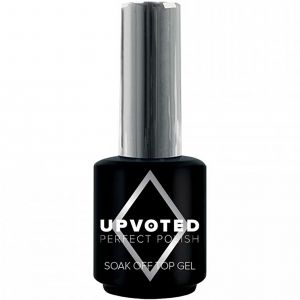 Upvoted - Perfect Polish - Soak Off - Top Gel - 15 ml