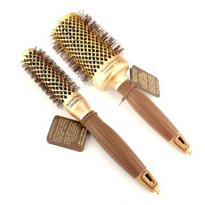 Olivia Garden - Nano Thermic Ceramic + Ion Round Brush