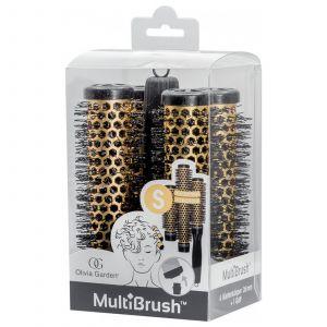 Olivia Garden - MultiBrush - S Size (26 mm) Kit