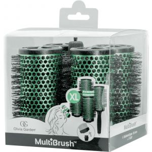 Olivia Garden - MultiBrush - XL Size (56 mm) Kit