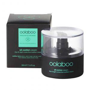 Oolaboo - Oil Control - Cream - Day & Night Corrective Nutrition Cream - 50 ml