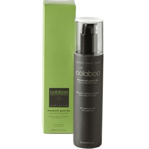 Oolaboo - Therapeutic Green Tea - Stop Dandruff Hair Bath - 200ml
