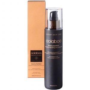 Oolaboo - Bouncy Bamboo - Extreme Repairing Hair Bath - 250 ml