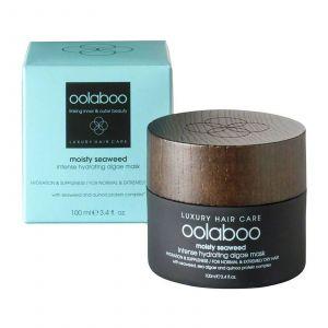 Oolaboo - Moisty Seaweed - Intense Hydrating Algae Mask - 100 ml