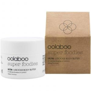 Oolaboo - Super Foodies - LBB 06 : Luscious Body Butter - 100 ml
