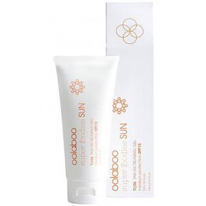 Oolaboo - Super Foodies Sun - TI 06 : Tan Increasing Gel SPF15 - 100 ml
