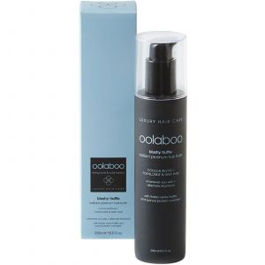 Oolaboo - Blushy Truffle - Brilliant Platinum Hair Bath - 250 ml