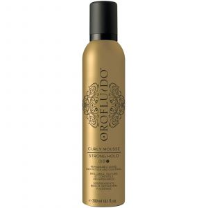 Orofluido - Curly Mousse - Strong Hold - 300 ml