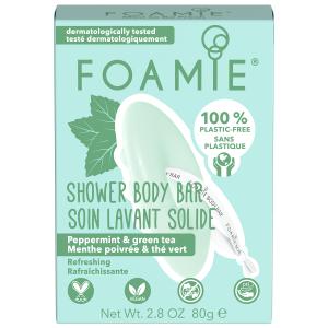 Foamie - Body Bar - Mint to Be Fresh - 80 gr