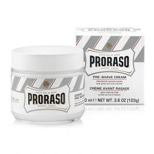 Proraso - White - Pre-Shaving Cream - 100 ml