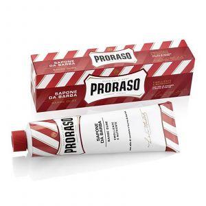 Proraso - Red - Shaving Cream in a Tube - 150 ml