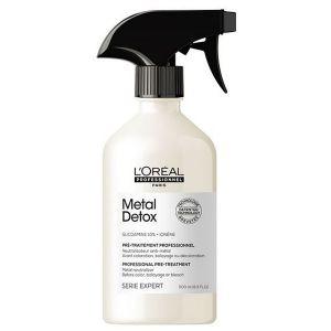 L'Oréal - Série Expert - Metal Detox - Pre-Treatment Spray - 500 ml