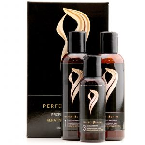 Perfect Shine - Keratin Repair System