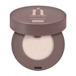 Pupa Milano - Natural Side - Eyeshadow - 003 Silky White
