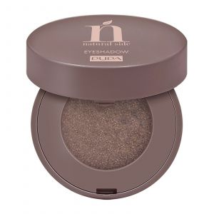 Pupa Milano - Natural Side - Eyeshadow - 008 Chocolate Brown