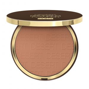 Pupa Milano - Desert Bronzing Powder - 02 Honey Gold