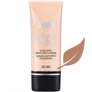 Pupa Milano - Extreme Matt Effect - Foundation - 060 Golden Beige