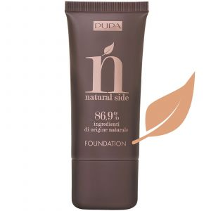 Pupa Milano - Natural Side - Foundation - 040 Beige