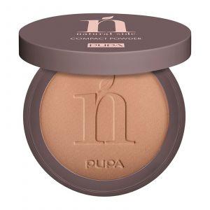 Pupa Milano Natural Side Compact Powder