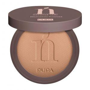 Pupa Milano - Natural Side - Bronzing Powder - 001 Light Bronze