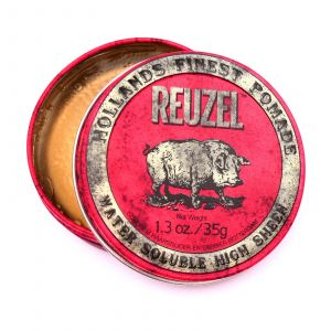 Reuzel - High Sheen Pomade (Reuzel Red) - 35 gr
