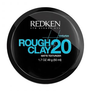 Redken - Texturize - Rough Clay 20 - Matte Texturizer - 50 ml
