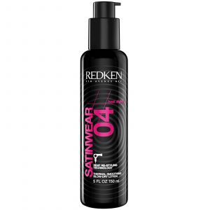 Redken - Heat Styling - Satinwear 04 - Thermal Blow Dry Lotion - 150 ml