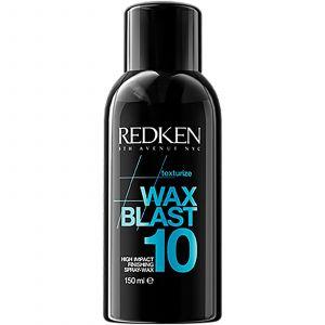 Redken - Texturize - Wax Blast 10 - High-Impact Finishing Spray Wax - 150 ml