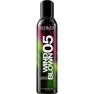 Redken - Signature Look - Wind Blown 05 - Dry Finishing Spray - 250 ml
