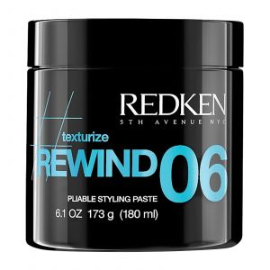 Redken - Texturize - Rewind 06 - Pliable Styling Paste - 150 ml